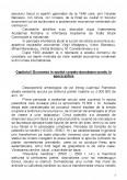 Istoria Economiei Romanesti