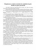 Organizarea Sociala si Normele de Conduita ale Geto-dacilor in Epoca Prestatala