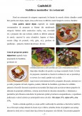 Restaurant Ber - Flor