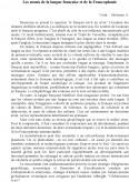 Imagine document Les Atouts de la Langue Francaise et de la Francophonie