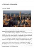 Imagine document Oxford and Cambridge