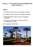 Imagine document Les ressources touristiques du cadre naturel