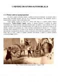 Imagine document Istoria autovehiculelor