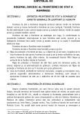 Imagine document Aspecte privind teritoriul in dreptul international - Regimul juridic al frontierei de stat al Romaniei