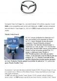 Imagine document Istoria companiei Mazda