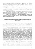 Imagine document Istoria economiei romanesti