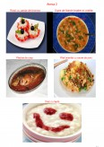 Meniu Pentru Mic Dejun si Cina