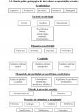 Rolul Desenului in Dezvoltarea Capacitatilor Creative la Varsta Prescolara Mare