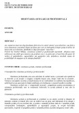 Imagine document Orientarea Scolara si Profesionala