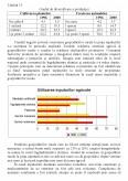 Studiu privind problematica economiei tranzactionale si a celei de subzistenta in mediul rural