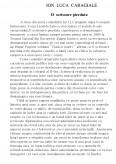 Ion Luca Caragiale O Scrisoare Pierduta