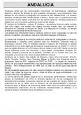 Referat Spaniola Andalucia