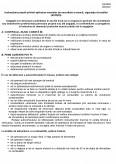 Imagine document Instructiuni proprii privind aplicarea normelor de securitate a muncii, siguranta circulatiei