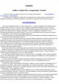 Analiza Comparativa a 3 Magazine Online