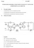 Incercarile Motorului de Curent Continuu cu Excitatie Independenta sau Derivatie