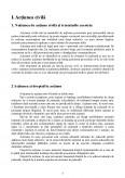 Actiunea Civila si Partile in Procesul Civil