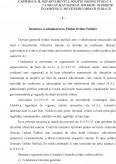 Caracteristici Generale Manageriale in Domeniul Mentinerii Ordinii Publice