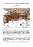 Caracterizarea Fizico-Geografica a Grupei Montane Parang
