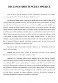 Imagine document Declansatorii functiei mnezice