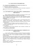 Imagine document Contabilitatea veniturilor si cheltuielilor la S.C. Planet S.R.L.