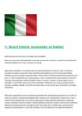 Imagine document PIB Italia