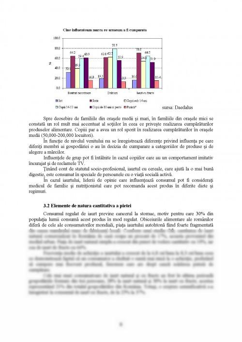 analiza pietei iaurtului Liberalizarea pietei farma va da peste cap industria industria medicamentelor a ramas proftabila in 2013, in ciuda haosului din sistem analiza de aproape 20 de ani de la fabricarea iaurtului, branzeturilor.