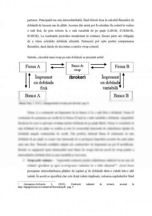 opțiuni și acorduri de swap
